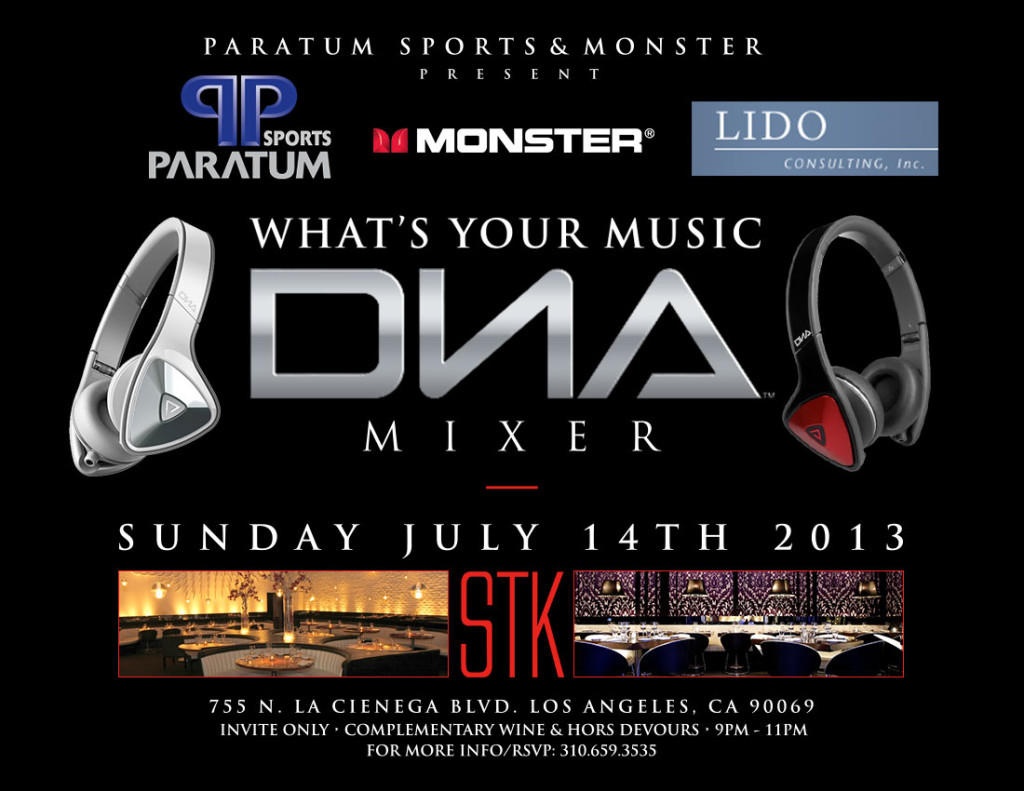 monster products paratum sports stk event